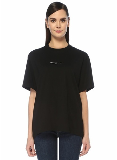Stella McCartney Tişört Siyah